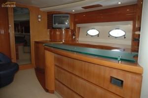 2002 Princess V62 Sports Yacht