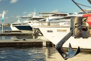 Boat servicing 1